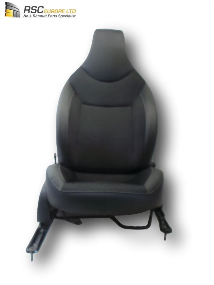 RENAULT WIND 2012 RIGHT DRIVERS SEAT IN BLACK LEATHER